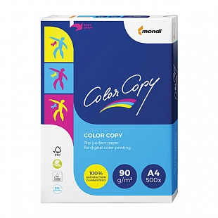 Бумага COLOR COPY CLEAR, ф.А4, 90 г/м2, 500 л.