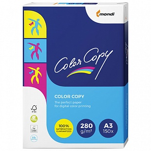 Бумага COLOR COPY CLEAR, ф.А3, 280 г/м2, 150 л.